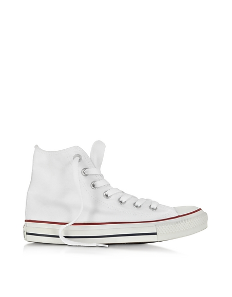 Foto Converse Limited Edition All Star Sneaker in Tela Bianco Ottico Scarpe