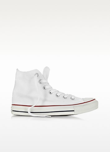 All Star Optic White Sneaker aus Canvas - Converse Limited Edition