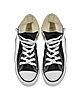 All Star Sneaker aus schwarzem Canvas - Converse Limited Edition