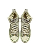 All Star High-top Camo Canvas and Snake LTD Sneaker - Converse Limited Edition