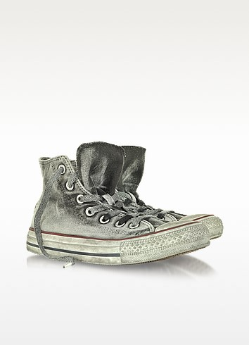 All Star High-top Smoke Canvas LTD Sneaker - Converse Limited Edition