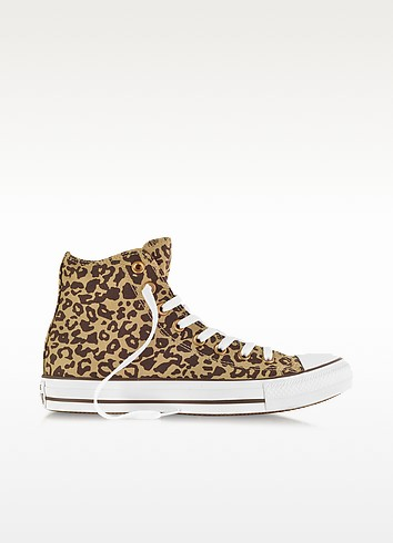 All Star High-top - Baskets en toile serpent - Converse Limited Edition
