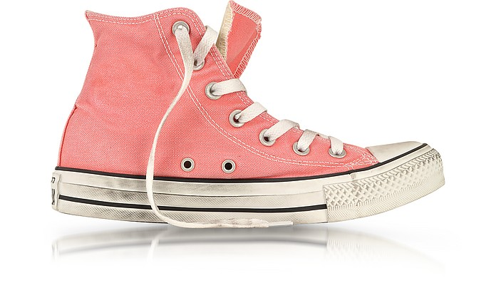 Sneakers en toile rose vintage - Converse Limited Edition