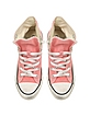 All Star High-top Carnival Pink Smoke Canvas LTD Sneaker - Converse Limited Edition