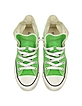 All Star High-top Jungle Green Smoke Canvas LTD Sneaker - Converse Limited Edition