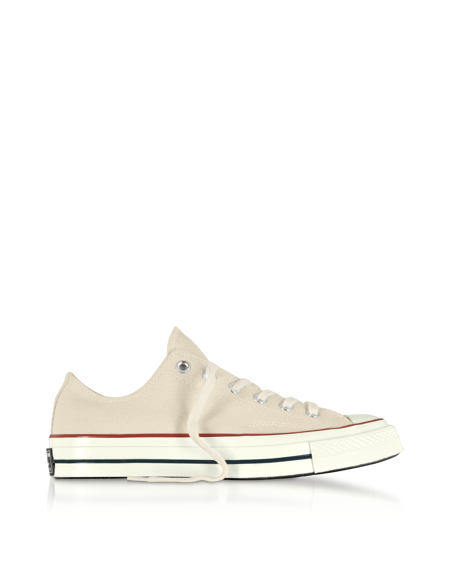 Converse Limited Edition Designer Shoes, Parchment Chuck 70 Classic Low Top Unisex Sneakers