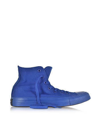 Converse Limited Edition - All Star Hi Canvas Roadtrip Blue Monochrome Sneaker