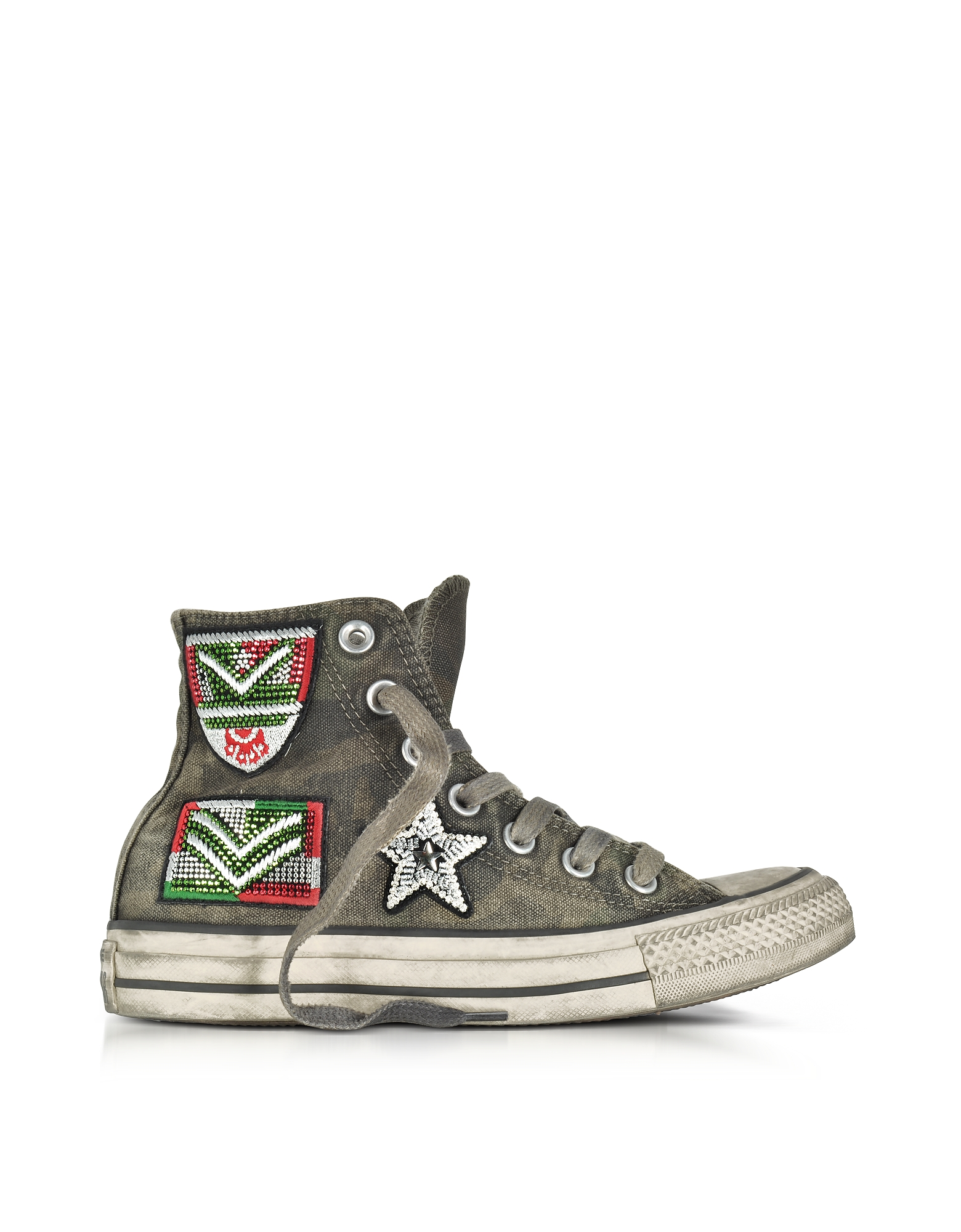 Converse Limited Edition Shoes, Chuck Taylor All Star Camo Canvas LTD Sneakers