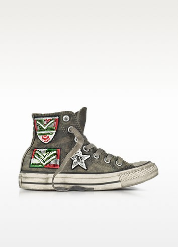 Chuck Taylor All Star Camo Canvas LTD Sneakers - Converse Limited Edition