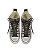 All Star HI Army Snake Canvas and Hair Calf Leather LTD Sneaker - Converse Limited Edition