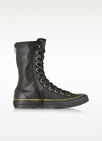 All Star X-HI Zip Leather Sneaker - Converse Limited Edition