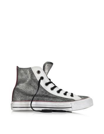 Lux-ID 284187 All Star Hi Metal Printed Suede Sneaker