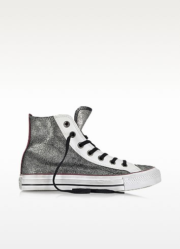 All Star Hi Metal Printed Suede Sneaker - Converse Limited Edition
