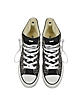 All Star - Baskets Montantes en Toile avec Paillettes - Converse Limited Edition