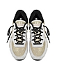 Auckland Racer Ox Gold Glam Fabric and Suede Sneaker w/Glitter - Converse Limited Edition