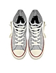 All Star Hi Gray Melange Fabric Sneaker - Converse Limited Edition