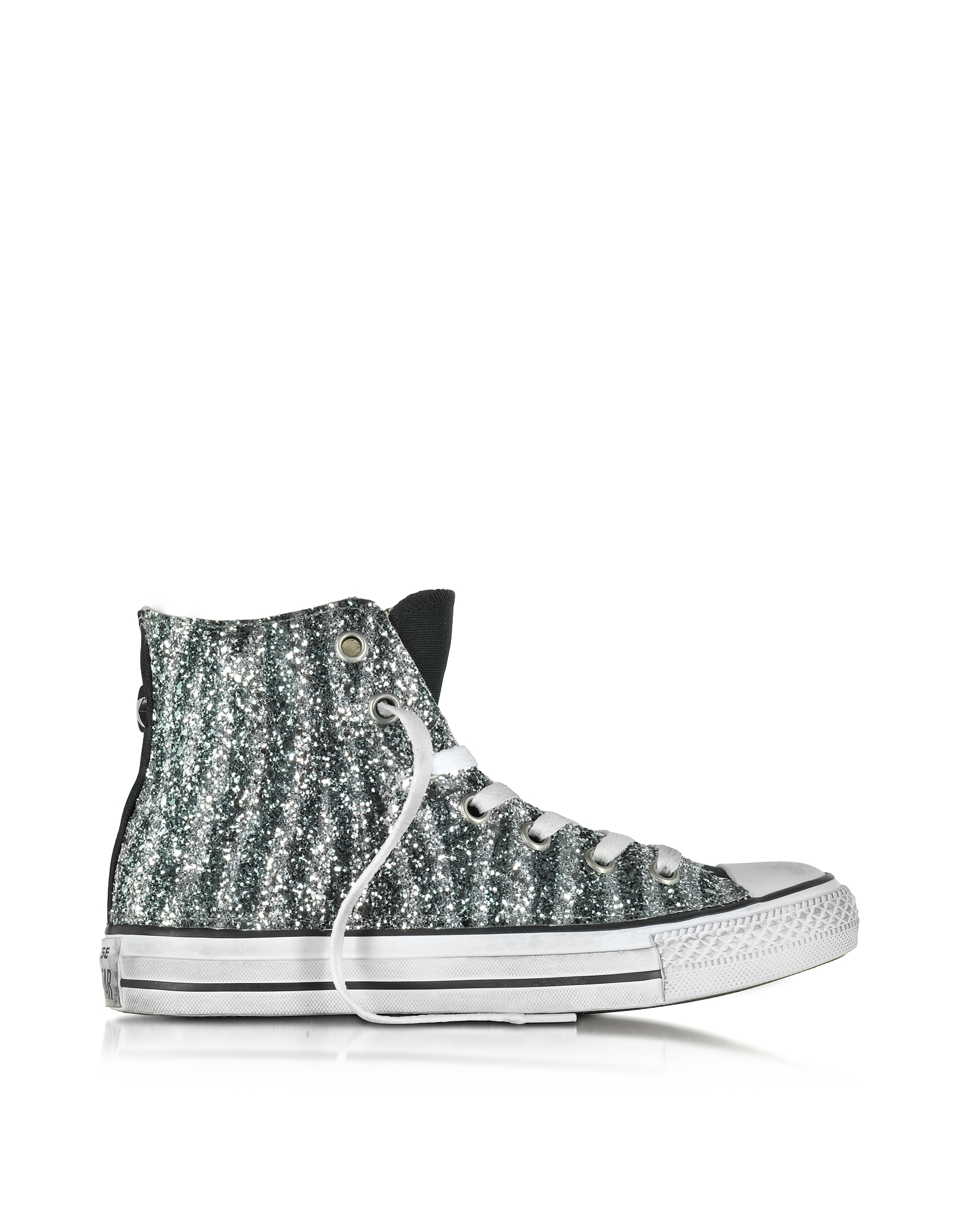 Converse Limited Edition Shoes, All Star High Animal Glitter LTD Women's Sneaker