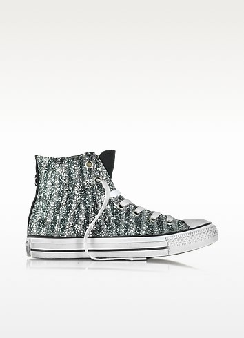 All Star High Animal Glitter LTD Women's Sneaker - Converse Limited Edition