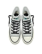 All Star High Melange Gray Fleece Patches Women's Sneaker - Converse Limited Edition