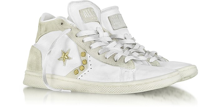 Studded Pro Leather High Top Sneaker - Converse Limited Edition  匡威