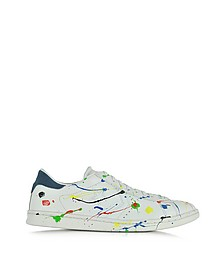 Pro Leather Lp Ox Splash Print Men's Sneaker - Converse Limited Edition