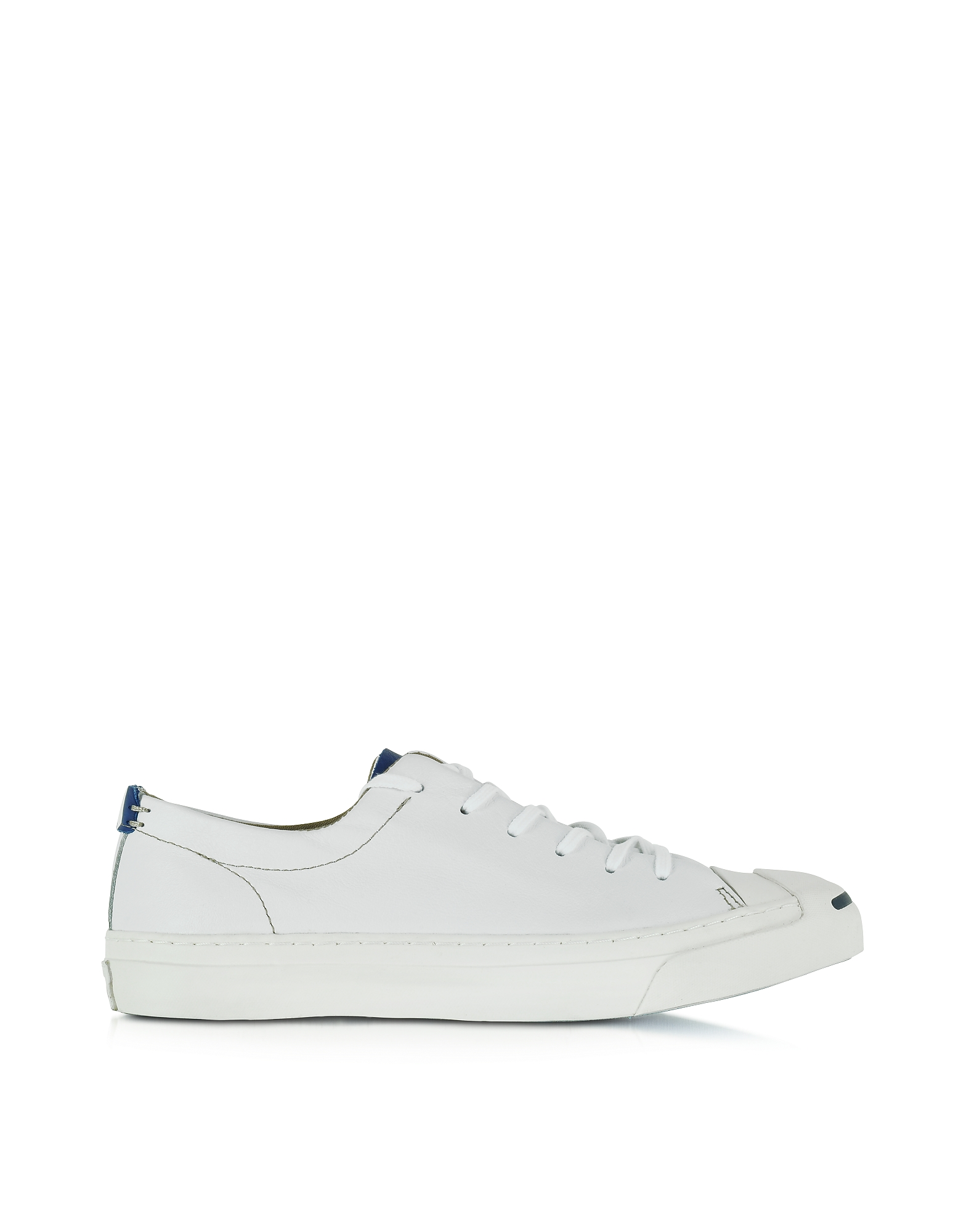 Converse Limited Edition Jack Purcell LTT Ox - Белые Мужские Кроссовки