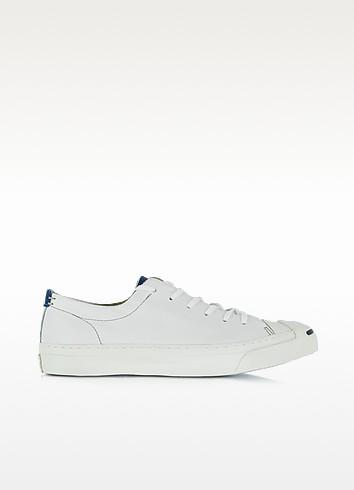 Converse Limited Edition Jack Purcell LTT Ox - Белые Мужские Кроссовки