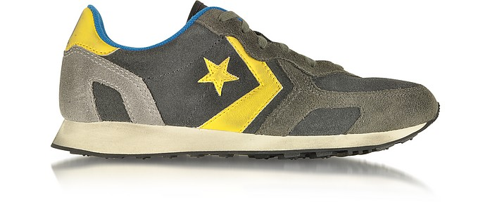 Auckland Racer OX Iron Suede Sneaker - Converse Limited Edition