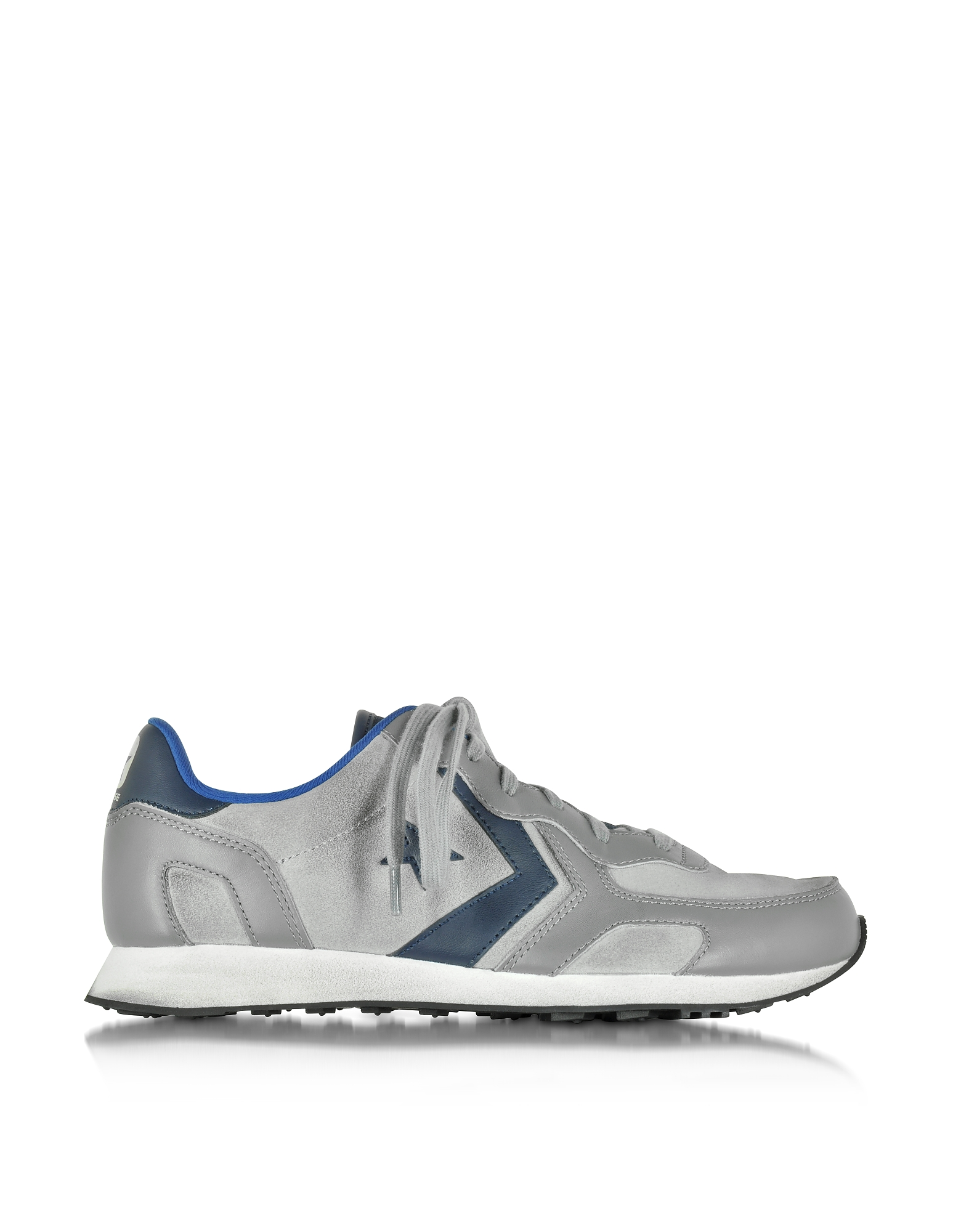 Converse Limited Edition Shoes, Auckland Racer Mason Blue Ox Suede Men's Sneaker