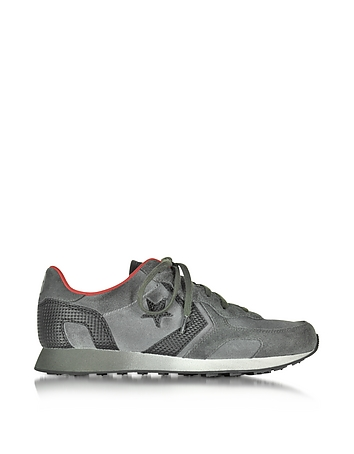 Converse Limited Edition - Auckland Racer Beluga & Chili Pepper Ox Suede Men's Sneaker