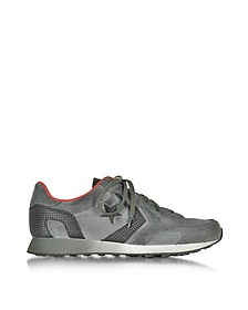Auckland Racer Beluga & Chili Pepper Ox Suede Men's Sneaker - Converse Limited Edition