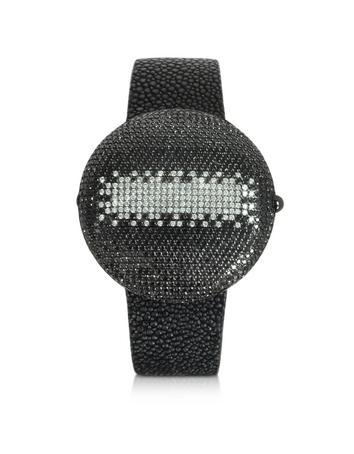Clou Black Diamond Dinner Watch