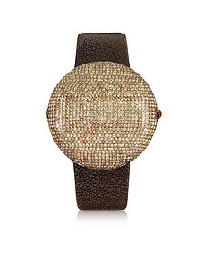 Clou Brown Diamond Dinner Watch - Christian Koban