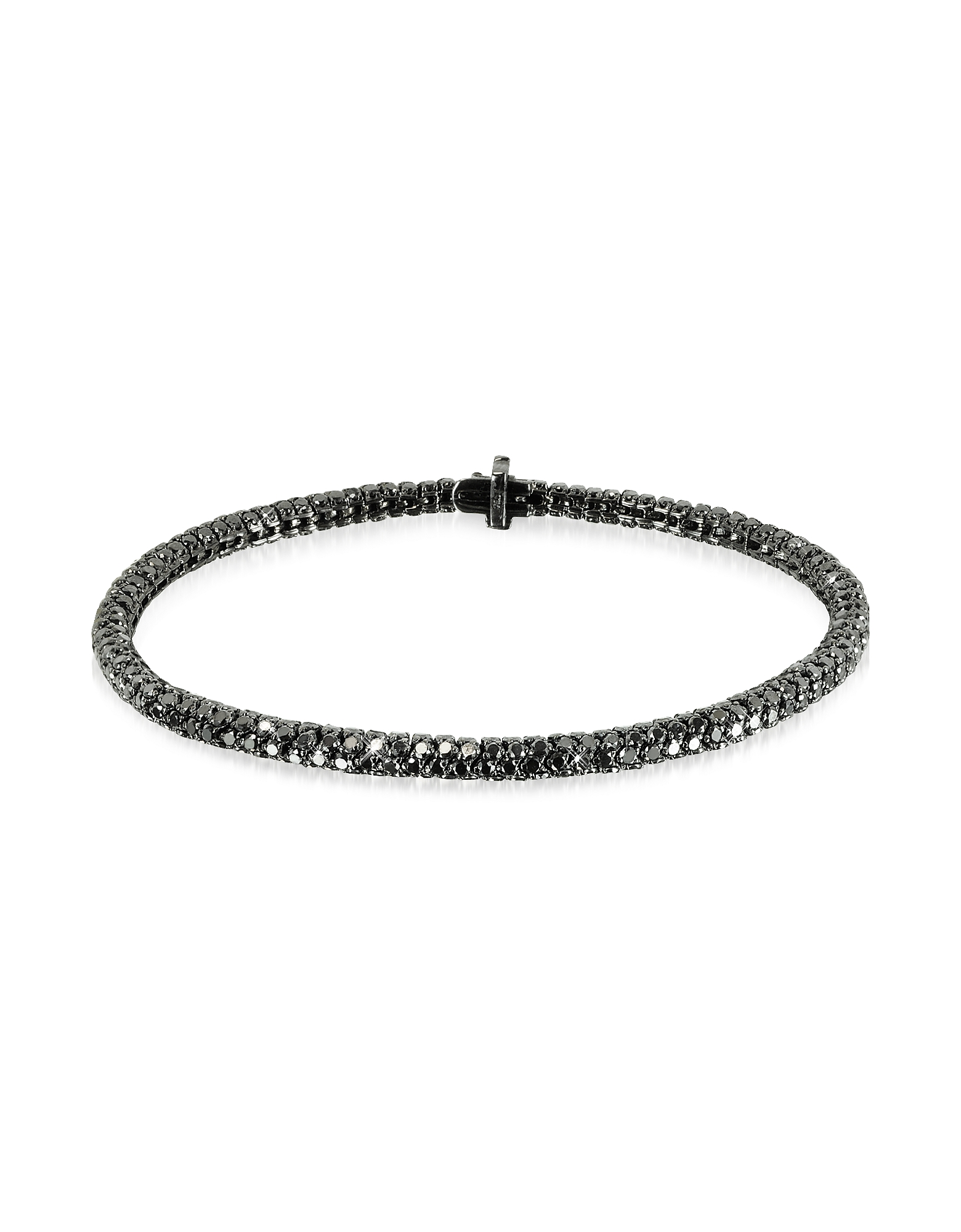 Christian Koban Bracelets, Clou Black Diamond Bracelet
