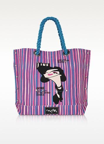 Ioda Jackie - Tote Bag - Custo Barcelona