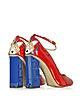 Pez Classics Princess Corgi Red Patent Leather Pump - Camilla Elphick
