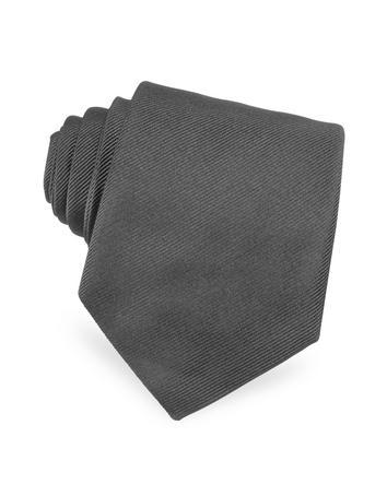 Dolce & Gabbana Schlichte Krawatte aus Twillseide