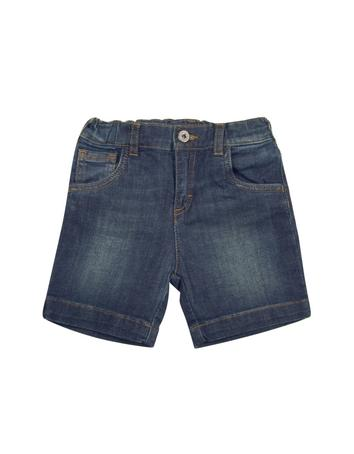 Junior - Cotton Denim Shorts