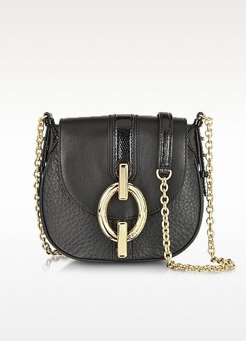 Sutra Mini Leather Crossbody Bag - Diane Von Furstenberg
