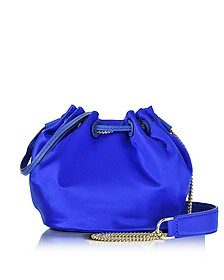 Love Power Satin Bucket Bag - Diane Von Furstenberg