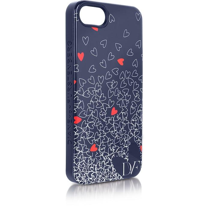 iPhone 5 Plastic Mantra Case - Diane Von Furstenberg