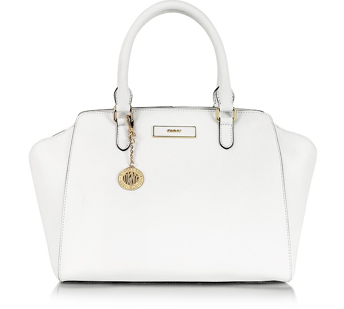 Bryant Park Saffiano Leather Large Tote - DKNY