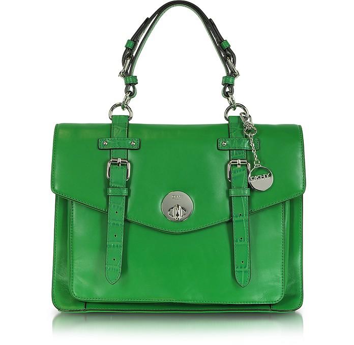Large Nolita School Bag Flap Crossbody - DKNY