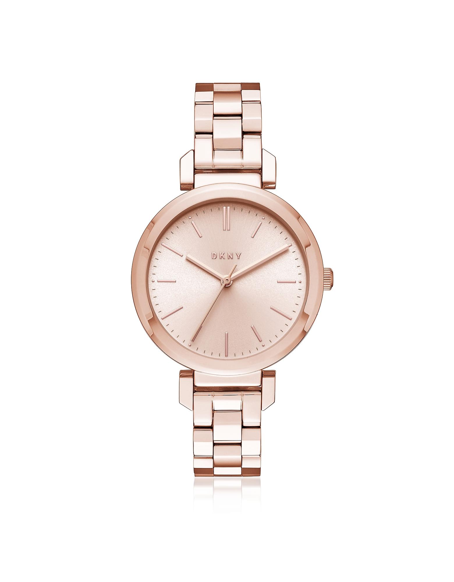 DKNY Women's Watches, Ellington Rose Gold Tone Women's Watch