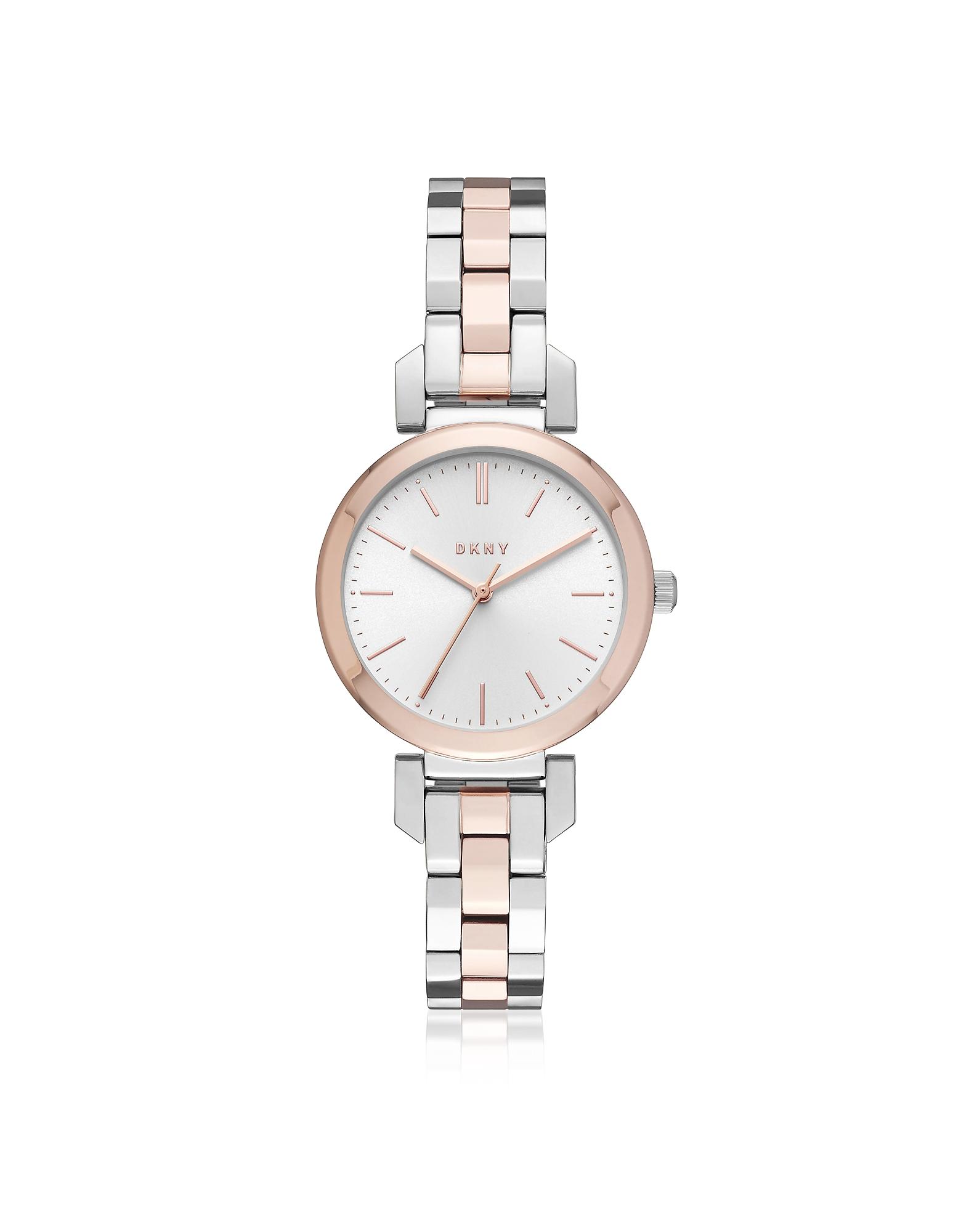 DKNY Women's Watches, Ellington 28mm Two-Tone Women's Watch