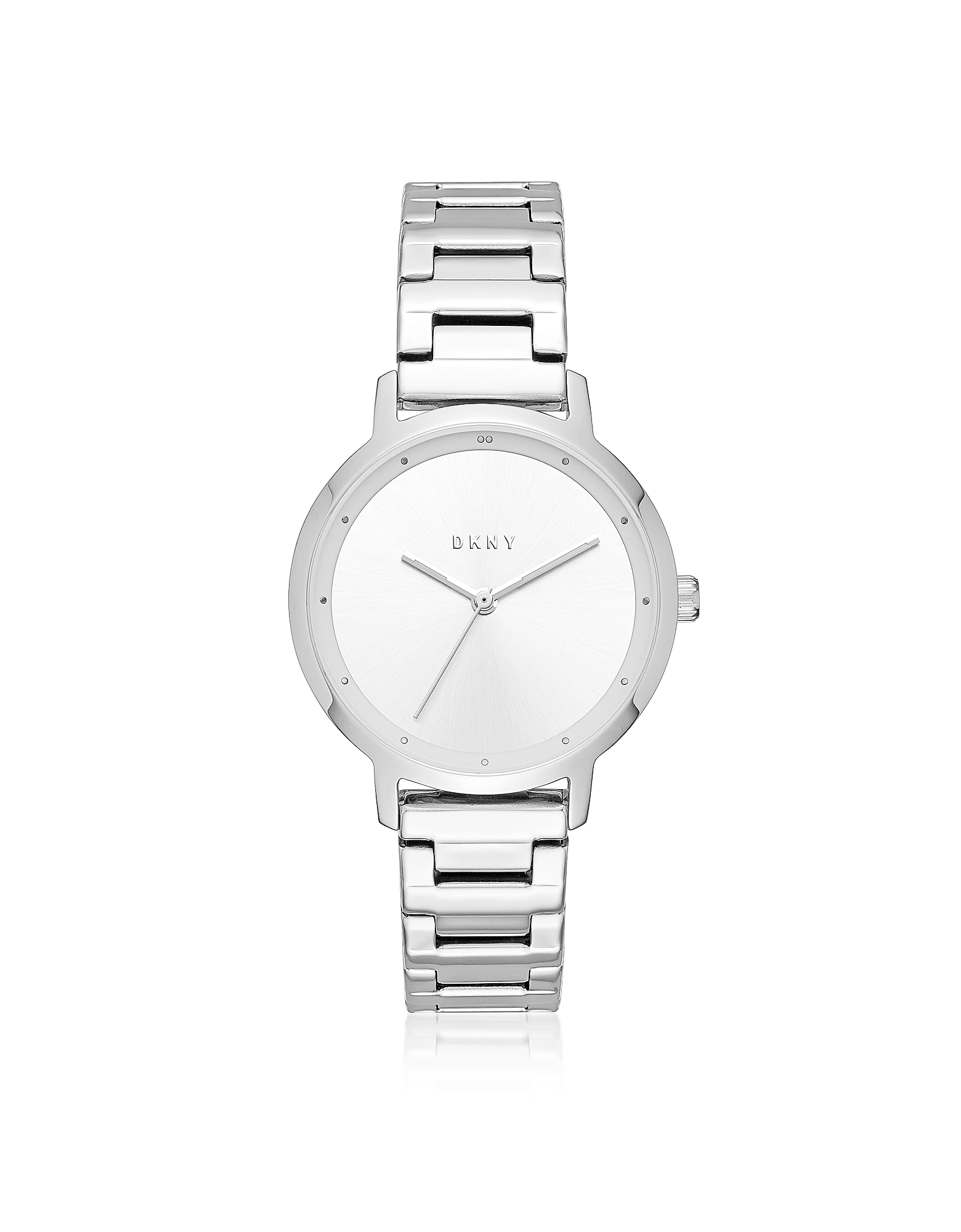 DKNY Women's Watches, The Modernist Silver Tone Women's Watch
