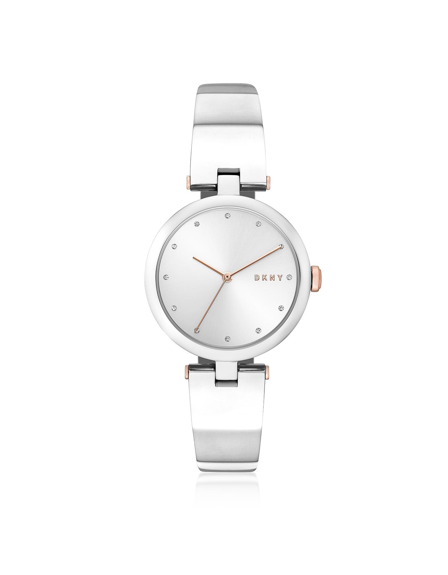 Eastside - Серебристые Женские Часы DKNY