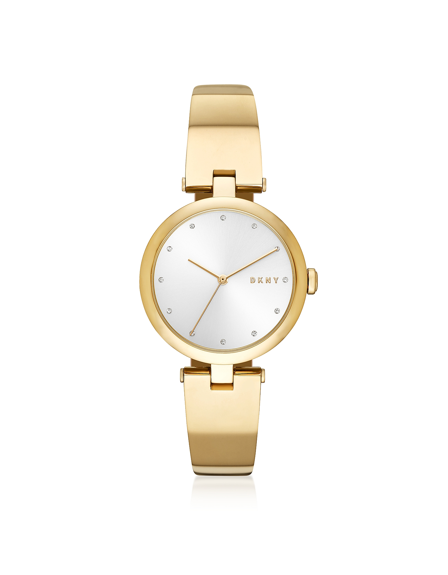 Eastside Gold Tone Bangle Women's Watch