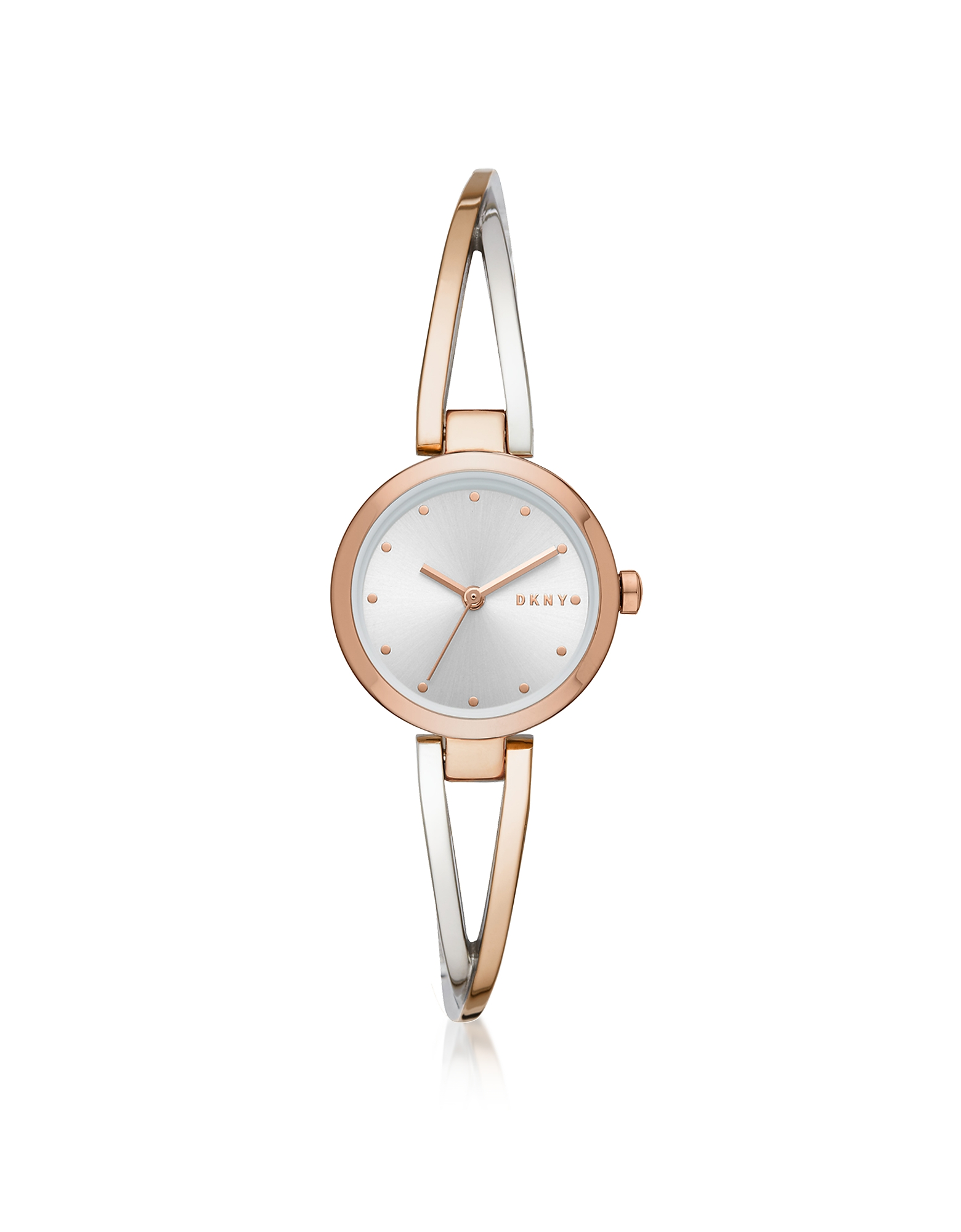 DKNY  Women's Watches Crosswalk Rose Gold/Stainless Steel Watch