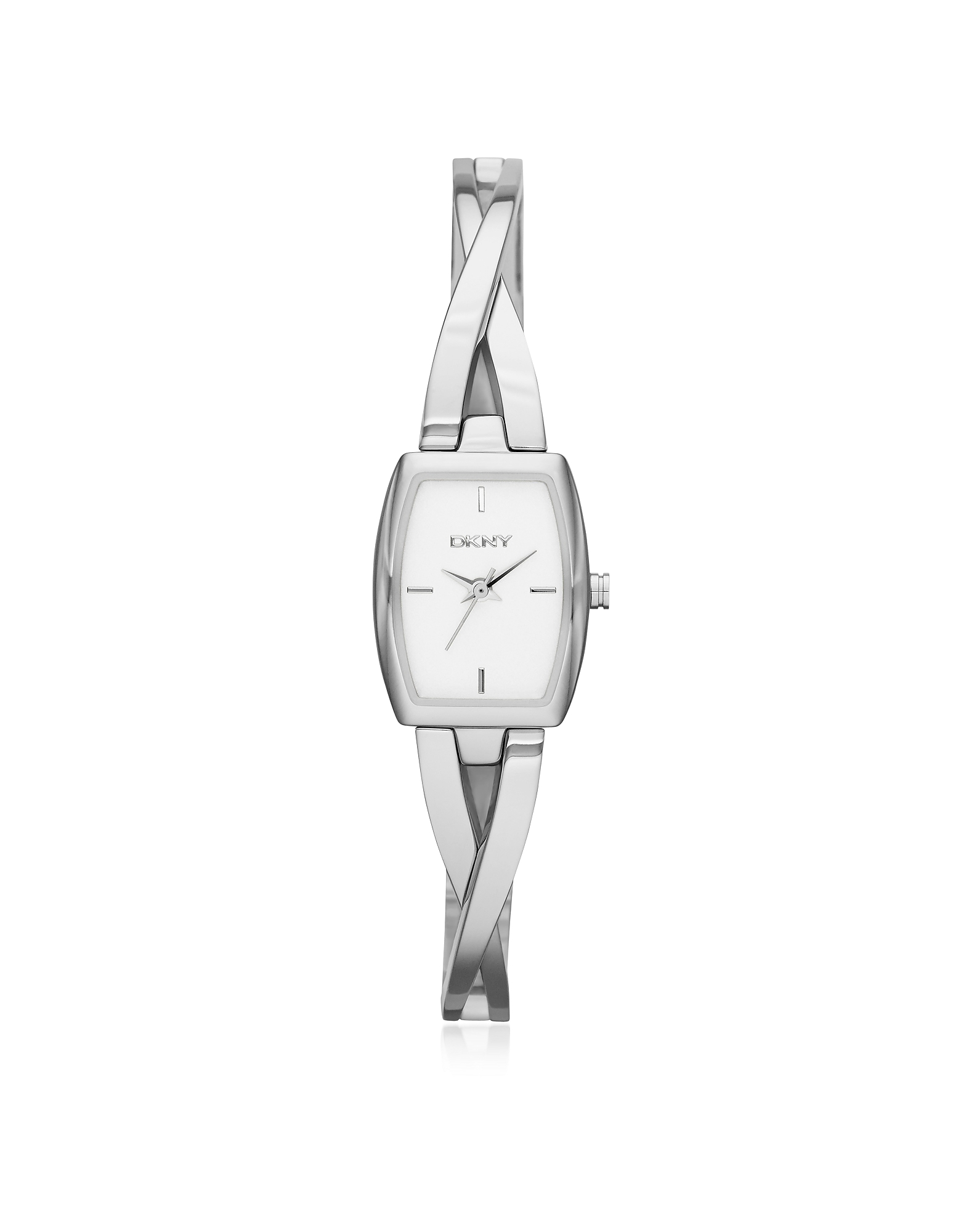 DKNY Women's Watches, Crosswalk Silver Tone Stainless Steel Women's Watch